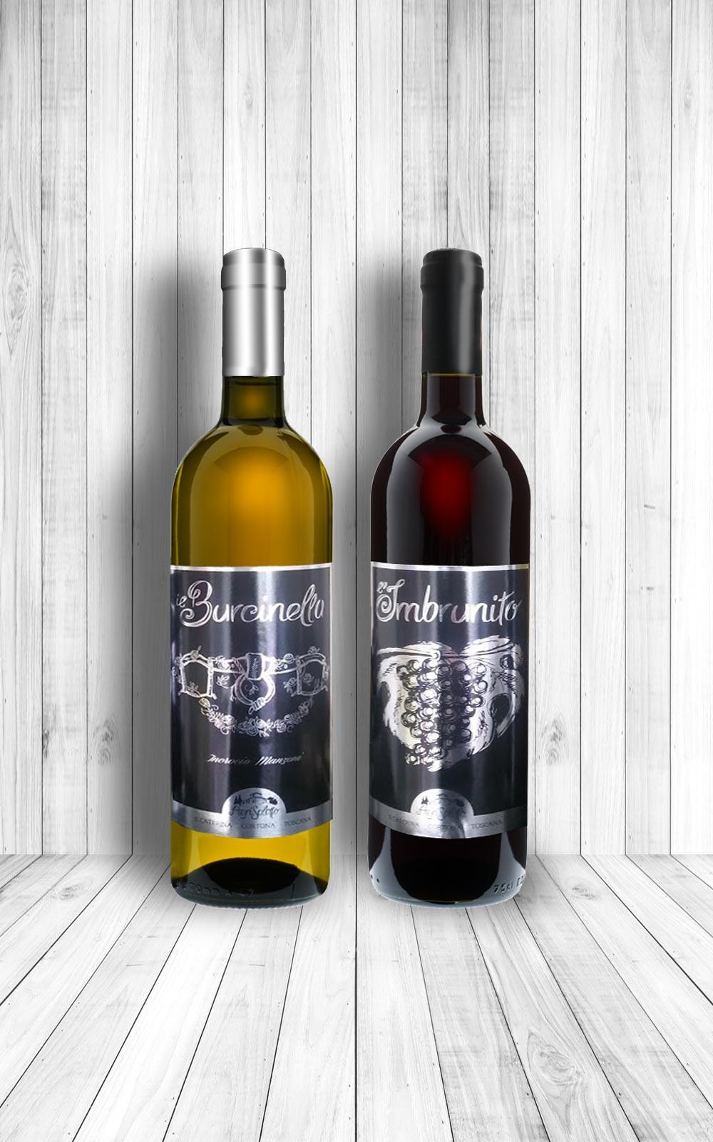 Etichette vini