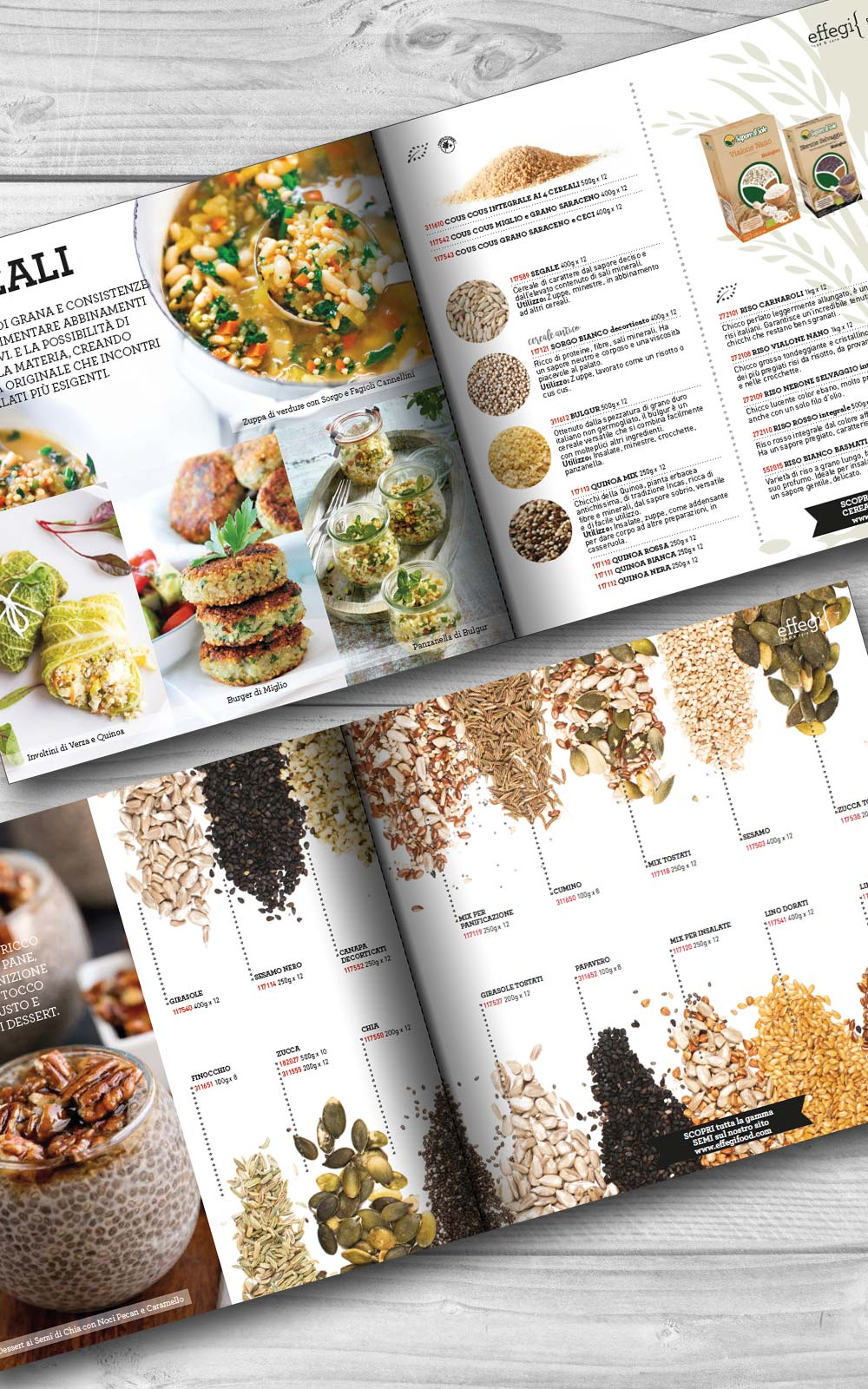 Brochure Ho.Re.Ca. Effegi Food & Care