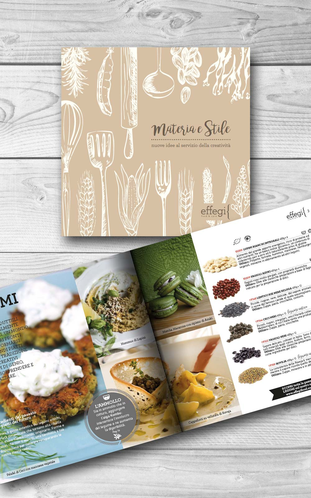 Brochure Ho.Re.Ca. Effegi Food & Care